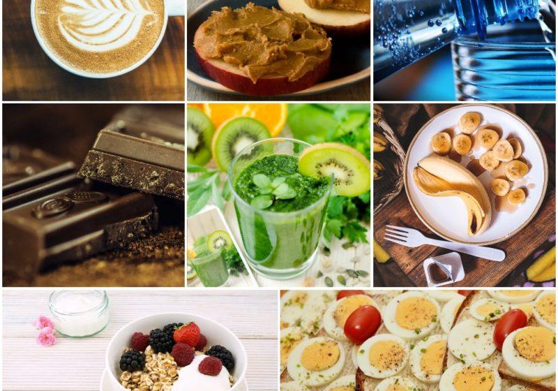 10 υγιεινά σνακ ενέργειας που θα σε κρατήσουν όλη μέρα