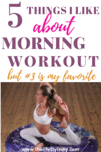 morning workout benefits