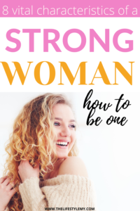 personality traits of strong women